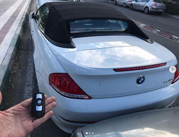 ساخت سوئیچ BMW